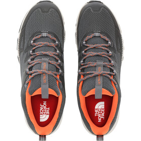 The North Face Ultra Fastpack IV FutureLight Chaussures Homme, zinc grey/persian orange